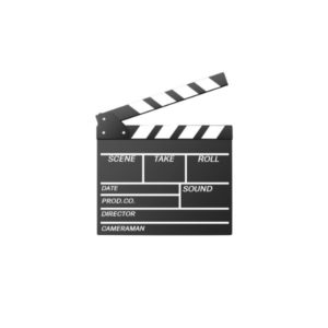 CLAPPER BOARD RENTAL QUEBEC CANADA